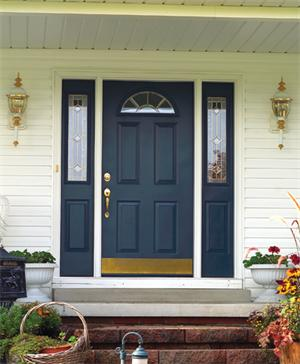 #400DC-IG Heritage Fiberglass Entry Door with Internal Grid by ProVia Door & 400DC-IG Heritage Fiberglass Entry Door with Internal Grid by ProVia ...