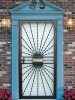Sunburst #574-1127 Security Storm door by Guardian