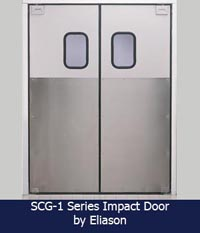 SCG 1 Series Impact Door by Eliason